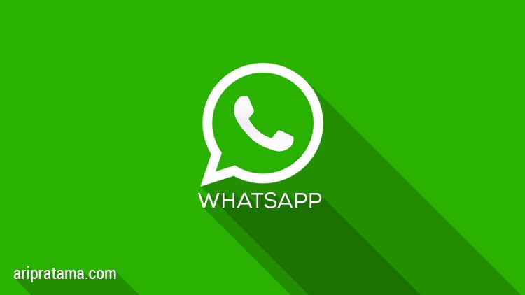 Cara Menginstall Whatsapp web di Komputer