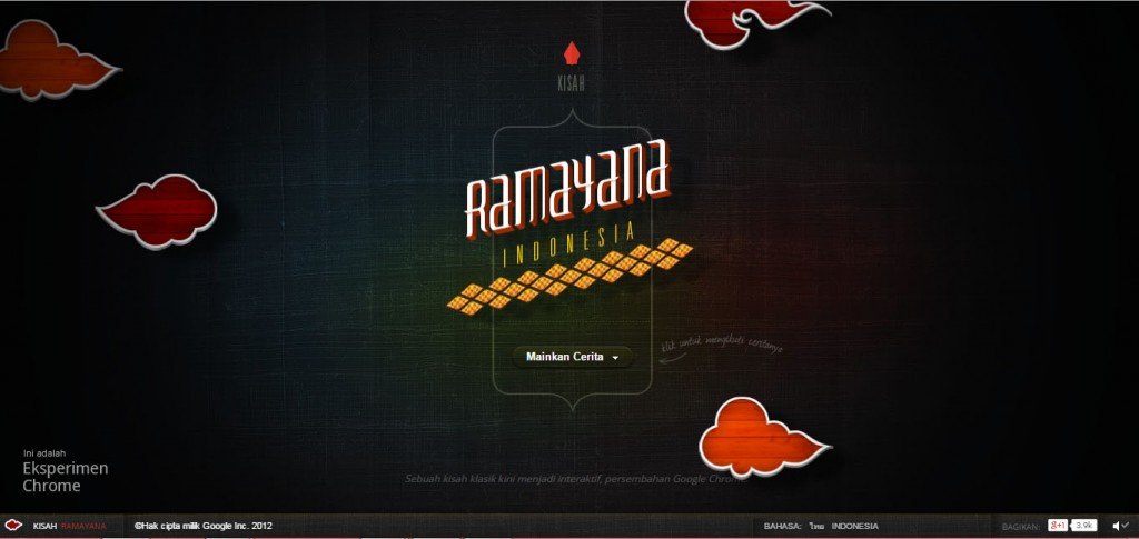 Google Ramayana, cerita rakyat