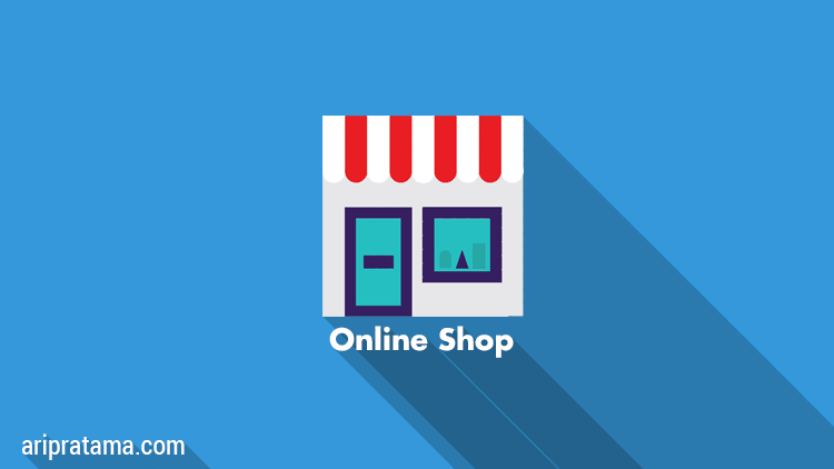 online shop flat tips aman berbelanja online