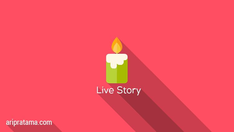 Live story cerita gila seorang gamers