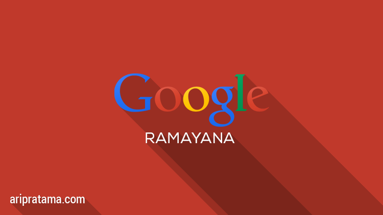 Google Ramayana, Cerita Tradisional Interaktif