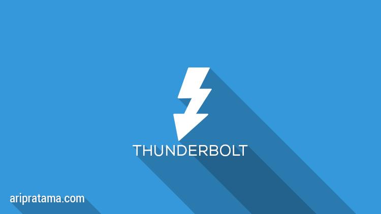 Perbedaan MiniDisplay dan Thunderbolt Port