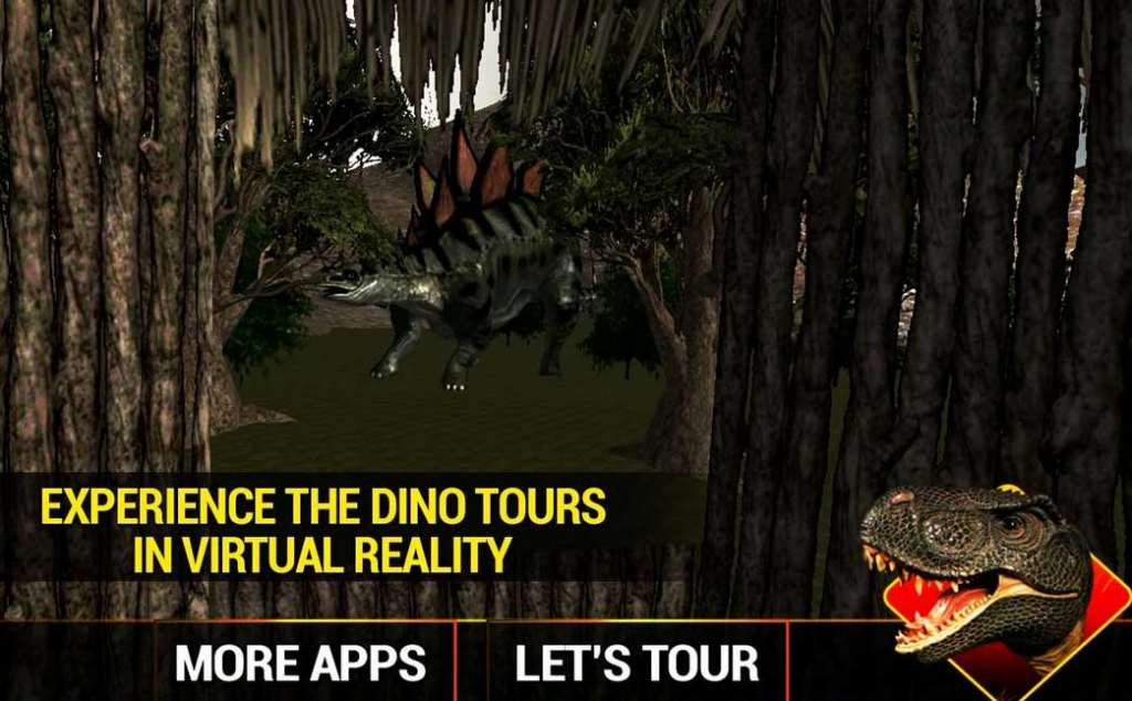 Dinosaurus VR  Aplikasi Virtual Reality untuk Android dino vr 1024x634