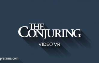 The conjuring Virtual Reality 360 Derajat Video