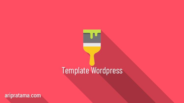 Template WordPress Gratis Terbaik